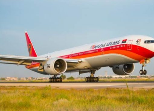 TAAG Angola Airlines mit neuer Boeing 777-300ER
