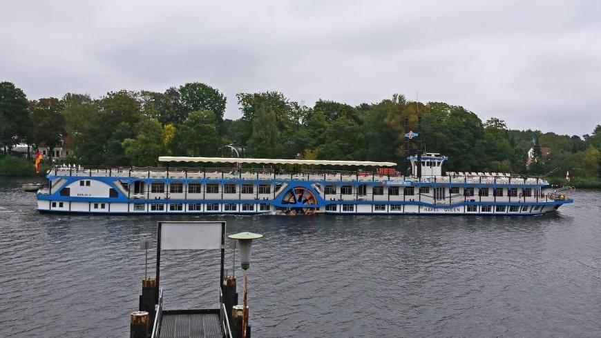 """Fahrgastschiff """"Havel Queen"""""""
