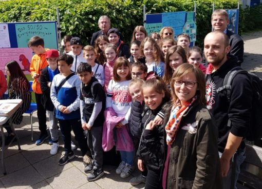 Umwelttag Bettina von Arnim Schule