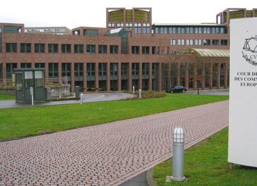Sitz des Europäischen Gerichtshofes (EuGH