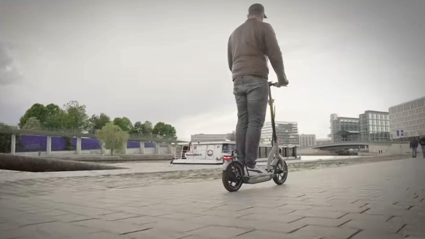 eScooter in Berlin
