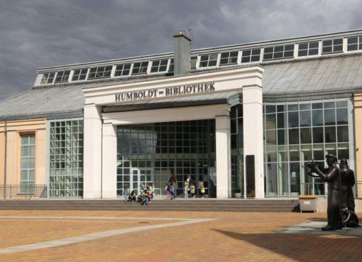 Humboldt Bilbliothek