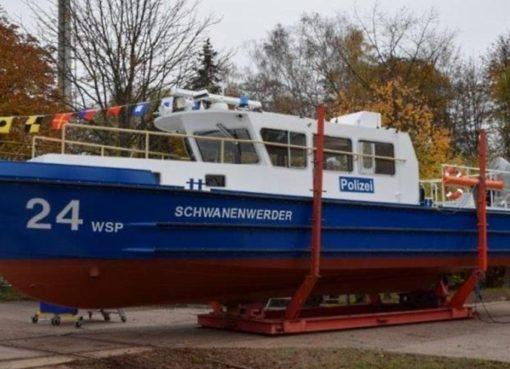 """WSP 24 """"Schwanenwerder"""""""