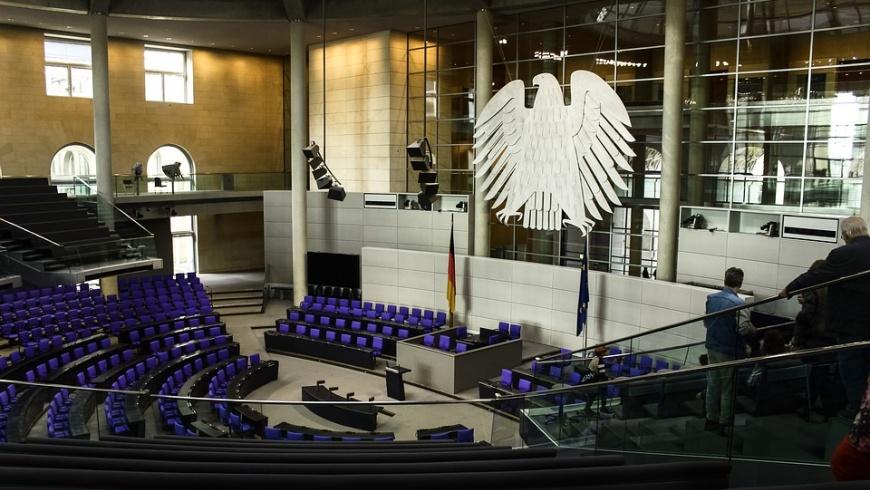 Bundestagplenarsaal