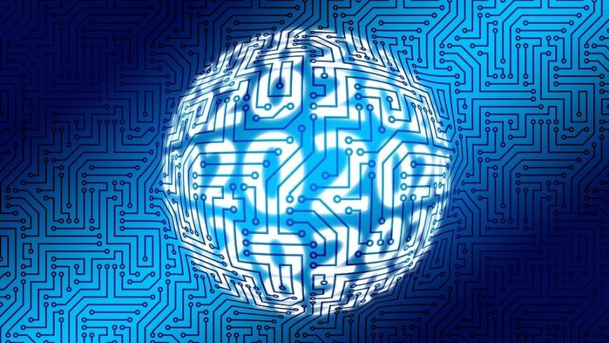 Das neue Jahr 2020 digital