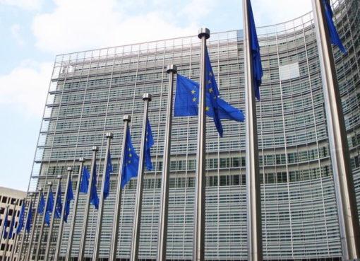 Sitz der Europäischen Kommission