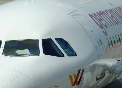 Germanwings stillgelegt