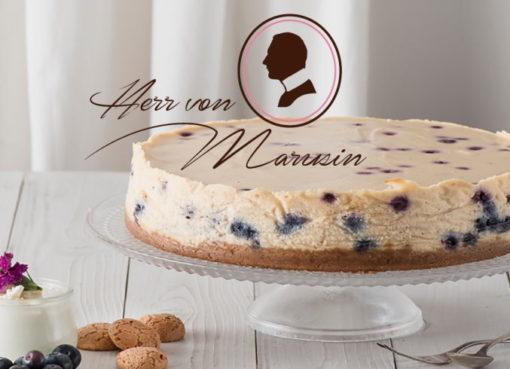 Herr von Marusin liefert feinste Kuchen