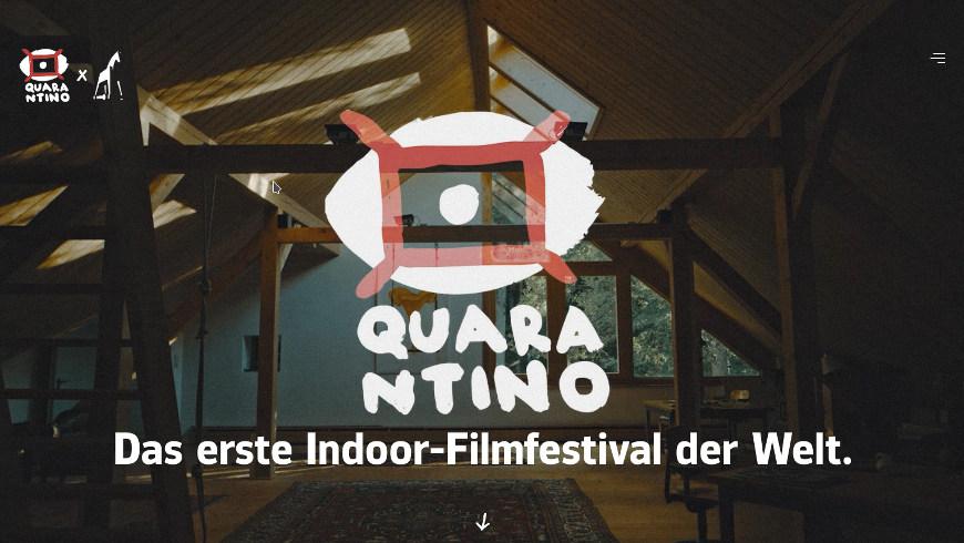 Quarantino - 1. Indoor-Festival der Welt