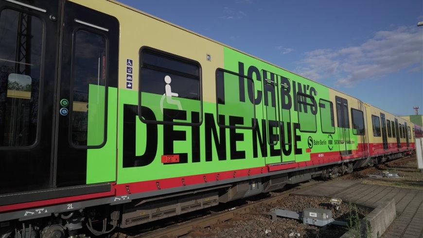 Neue S-Bahn Baureihe BR 484