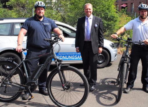 Vorstellung der neuen E-Bikes