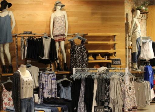 Textilhandel unter Druck