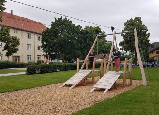 Spielplatz am Saalmannsteig
