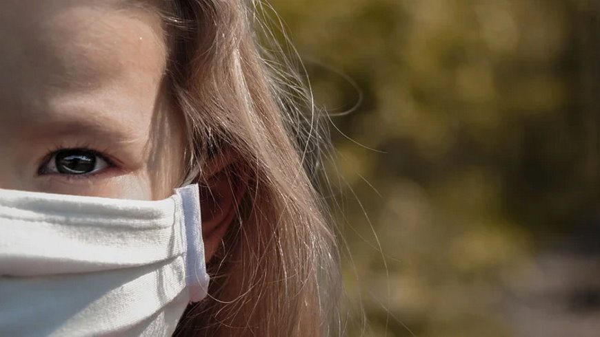 Masken-Tragepflicht in Schulen