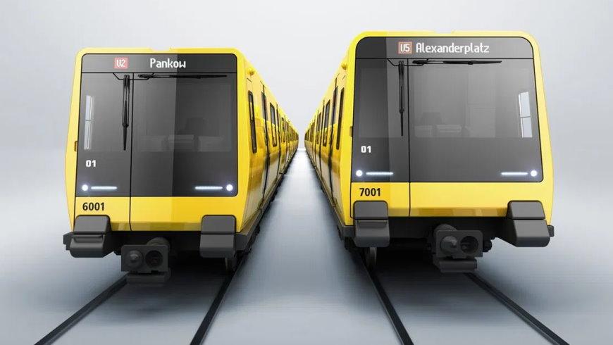 Stadler - U-Bahn-Wagen der Baureihen «JK» und «J»