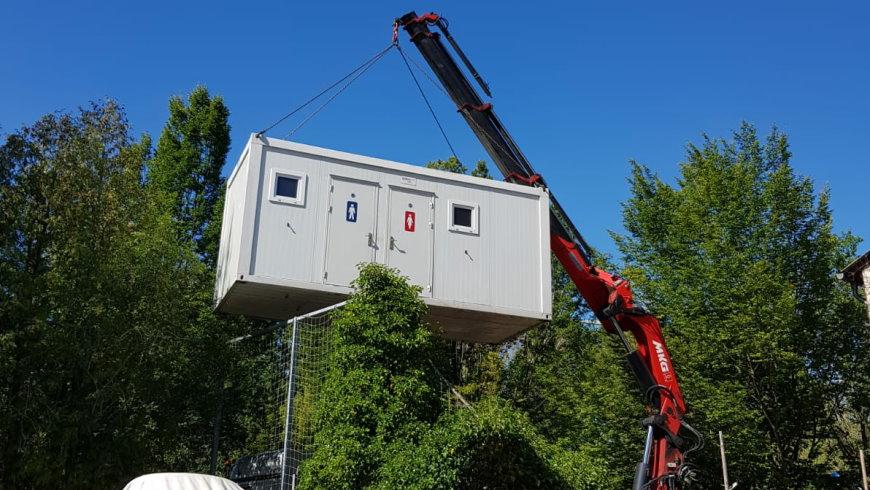JFE Dachbau: Baufreigabe