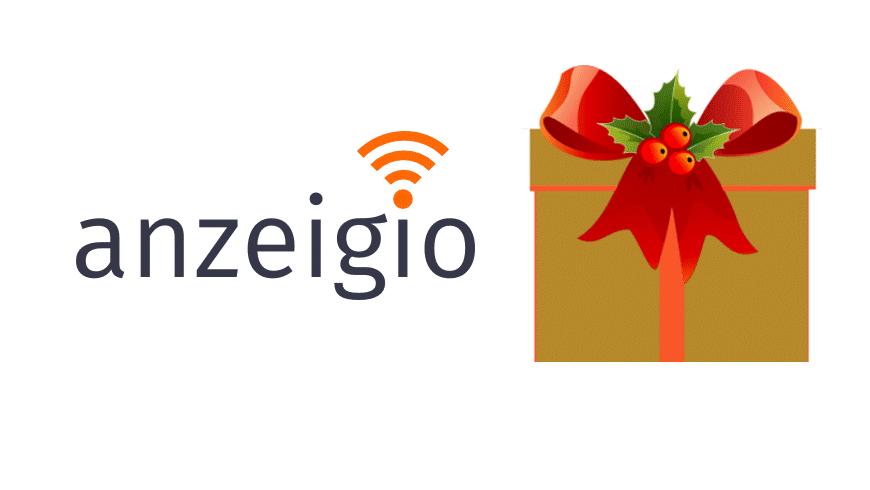 Das Weihnachtspaket: ab 29€ buchbar! Ab 58 € gibt es einen 20€-Einkaufsgutschein von Lidl als Gutschrift!
