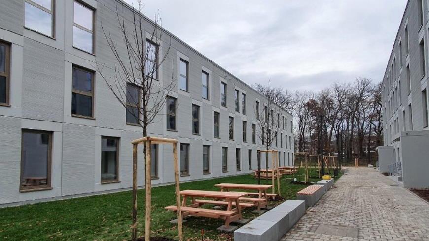 Berliner Ankunftszentrum