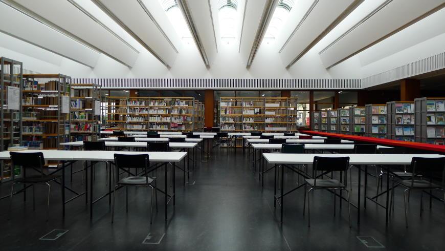 Berliner Stadtbibliothek der ZLB