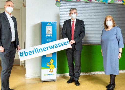 Berliner Wasserspender