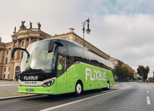 FlixBus fährt wiede