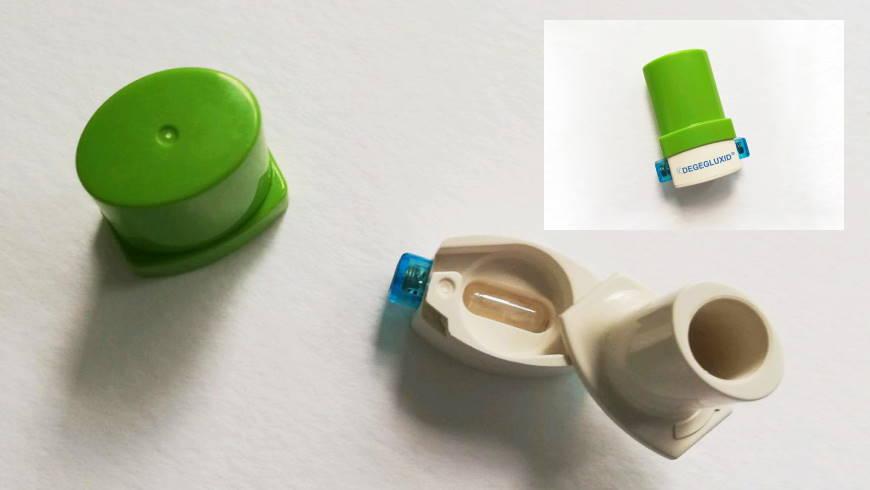 DEGEGLUXID Inhalator