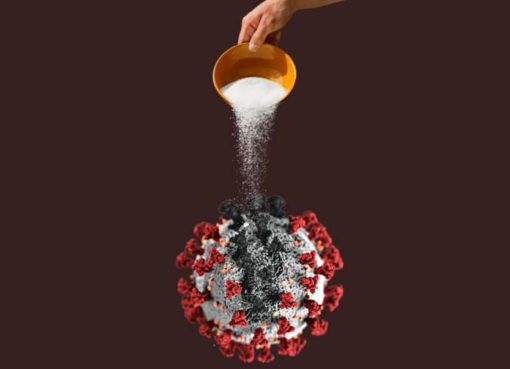 oji: Salz gegen Corona