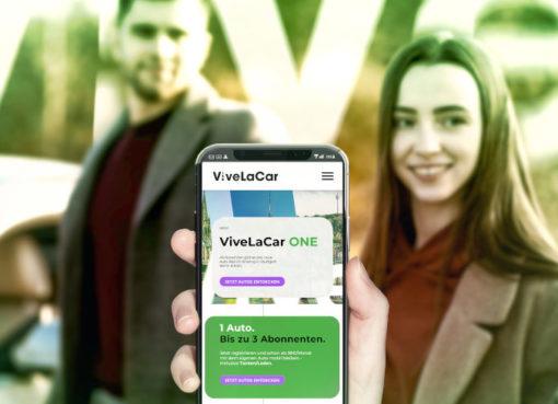 Mobile View: ViveLaCar ONE®