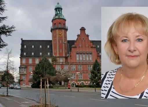 Kerstin Köppen, Vorsteherin der BVV