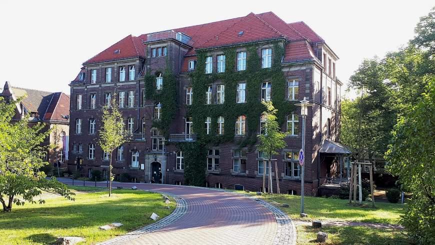 Klinikum Westend: Bildungszentrum
